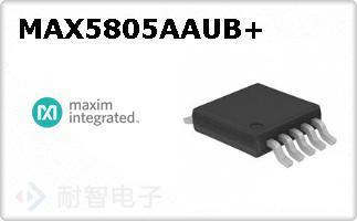 MAX5805AAUB+