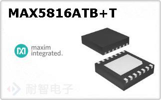 MAX5816ATB+T