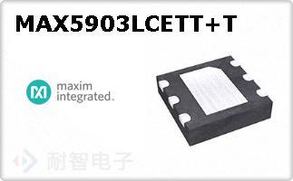 MAX5903LCETT+T