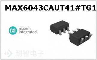 MAX6043CAUT41#TG16的图片
