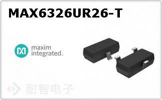 MAX6326UR26-T