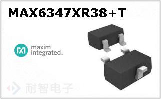MAX6347XR38+T