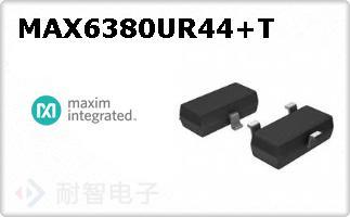 MAX6380UR44+T