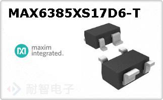 MAX6385XS17D6-T