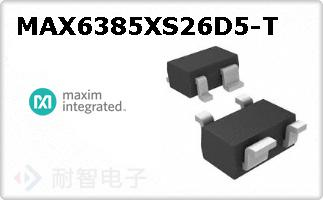 MAX6385XS26D5-T