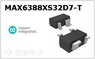 MAX6388XS32D7-T