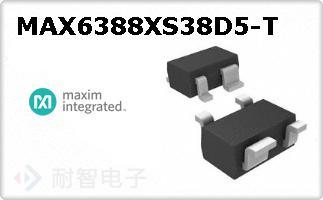 MAX6388XS38D5-T