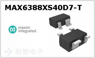 MAX6388XS40D7-T
