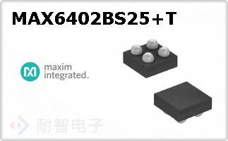 MAX6402BS25+T