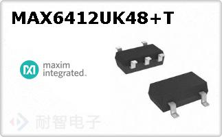 MAX6412UK48+T