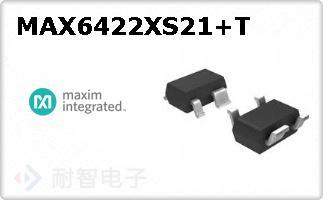 MAX6422XS21+T