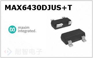 MAX6430DJUS+T