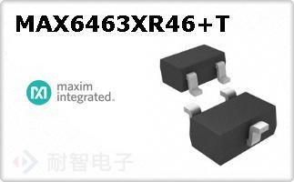 MAX6463XR46+T