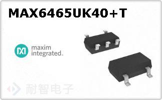 MAX6465UK40+T