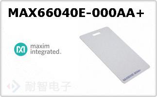 MAX66040E-000AA+