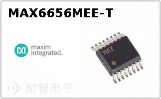 MAX6656MEE-T