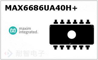MAX6686UA40H+