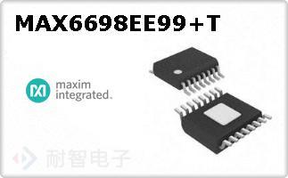 MAX6698EE99+T