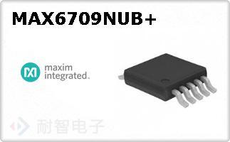 MAX6709NUB+