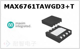 MAX6761TAWGD3+T