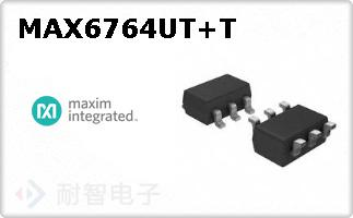 MAX6764UT+T