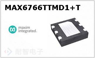 MAX6766TTMD1+T