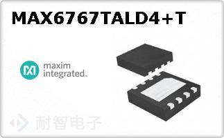 MAX6767TALD4+T