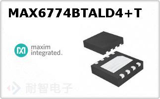 MAX6774BTALD4+T