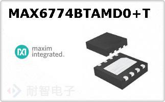 MAX6774BTAMD0+T