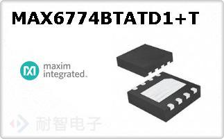 MAX6774BTATD1+T