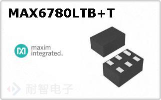 MAX6780LTB+T