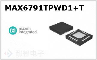 MAX6791TPWD1+T