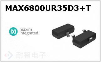 MAX6800UR35D3+T