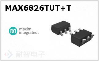 MAX6826TUT+T的图片