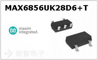 MAX6856UK28D6+T