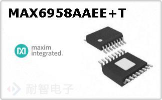 MAX6958AAEE+T