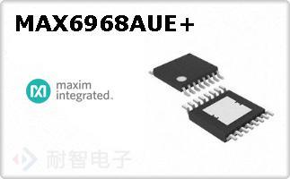 MAX6968AUE+
