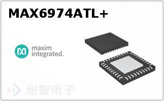 MAX6974ATL+