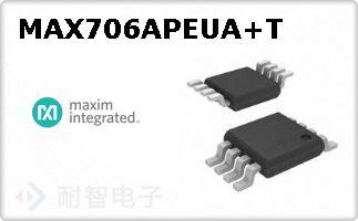 MAX706APEUA+T