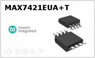 MAX7421EUA+T