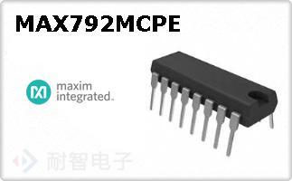 MAX792MCPE