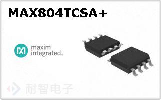 MAX804TCSA+