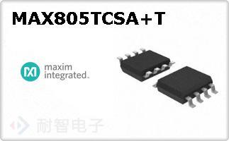 MAX805TCSA+T