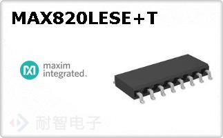 MAX820LESE+T