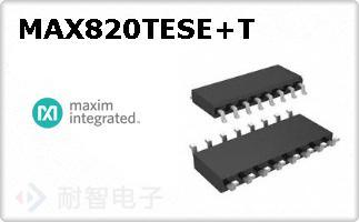 MAX820TESE+T