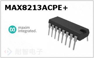 MAX8213ACPE+