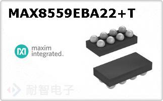 MAX8559EBA22+T