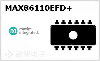 MAX86110EFD+