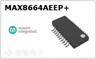 MAX8664AEEP+