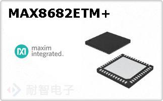 MAX8682ETM+的图片